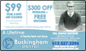 Poster   Buckingham Dental