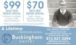 Poster | Buckingham Dental