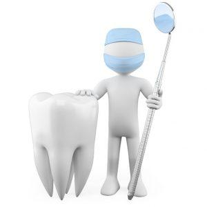 dentist and tooth mirror buckingham dental